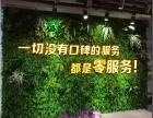 武汉哪些厂家做植物墙?武汉活体和仿真植物墙公司
