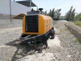 浙江地区车载泵,地泵拖泵,细石地泵车,喷浆泵,混凝土站租赁