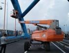 中山火炬工业区钢结构固定20米云梯车出租一个月价钱