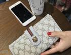 2017新款大牌长款女士钱包欧美时尚搭扣手拿包印花