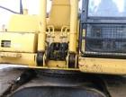 刚刚报关的小松200-8纯土方挖掘机低价出售