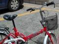 女士小型自行车转让