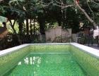 三亚湾民宿泳池别墅转让无转让费