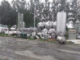 济宁转让二手40吨不锈钢储罐