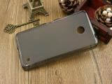 厂家供应:诺基亚630布丁套 手机保护套 内外磨砂边透明保护套