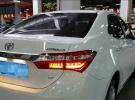 丰田卡罗拉2014款 卡罗拉 1.6 无级 GLX-i 先付1.2年2.2万公里8.99万