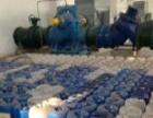 西昌二基地塑料桶回收处理