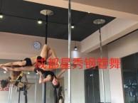 金牛区星秀舞蹈钢管舞培训 空中吊环舞 空中绸缎舞培训