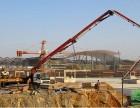 贺州二手三一混凝土汽车泵二手90车载泵二手混凝土柴油地泵出售