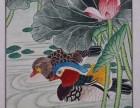 清芥堂书画名家张守世花鸟画的意象情怀 变化自然 浑然天成