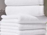 白毛巾80克21支纯棉特白宾馆酒店美容洗浴支持LOGO高阳厂家直