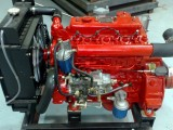 潍坊奥丰R6105ZP柴油机带离合器玉米脱粒机专用新品上市