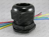 UL认证 黑色NPT1 1/2quot尼龙电缆固定头