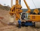 崇左市全新三一旋挖钻机出租全新中联旋挖钻机承接桩基础工程施工