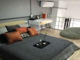 整租一室户 押一付一,绿化高,南北通透 全明户型