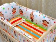 孕婴店700多买的实木婴儿床转让