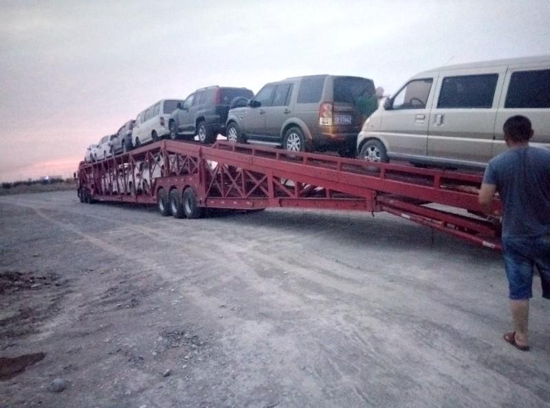 乌鲁木齐到成都绵阳自贡遂宁德阳都江堰轿车托运公司 汽车托运