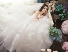 遵义汇川区拍婚纱内景多少钱-蕾蕾纯色,全程无隐性消费