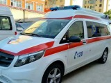 长沙救护车长途转运患者就近派车全国连锁