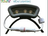 霓彩 3W新款led瓦楞灯 户外防水照明灯亮化工程灯