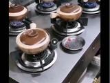 智能旋转煲仔饭炉机顺德膳达专用厨房专利