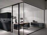 广州办公室钢化玻璃隔断安装厂家批发