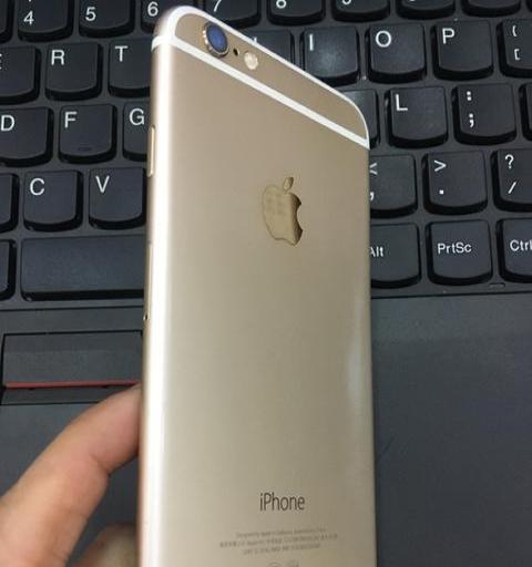 自用国行金色苹果6便宜出售