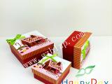 时尚礼盒 可爱女孩生日蜡烛图案礼物盒 可定制 厂家直销