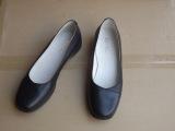 原单正品全真皮妈妈鞋里外全皮超舒适厚底女鞋 小码大妈妈鞋