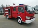 转让 退役二手消防车 5吨水罐消防车 救援消防车 厂家直销5年6万公里2.4万
