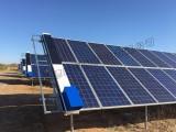 太阳能光伏板用什么清洁德瑞智能清洁机器人
