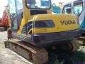 玉柴60-8二手挖掘机6吨小挖国产环保节油