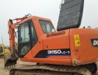 中型斗山DH150-7二手挖掘机