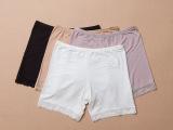 日系女士安全裤 时尚女士内裤 蕾丝平角内裤  防走光平角内裤