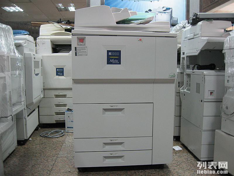 合肥市二手复印机出售租赁