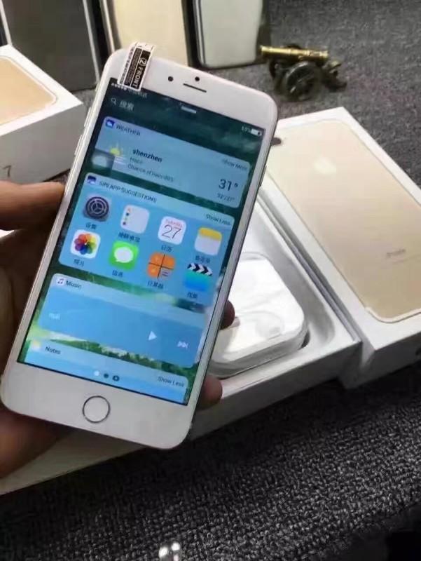 促销原装苹果6s,6sp,7,7Plus,货到付款 400元