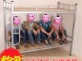 重庆家具厂订做上下铺铁床 员工宿舍铁床 学生优惠铁床欢迎来购