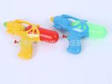 夏季热销玩具 单瓶实色水枪  儿童夏日戏水玩具 沙滩水枪玩具
