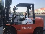 北京顺义公司急转18年3吨合力叉车
