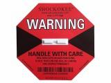 SHOCKOKEE防震撞标签小标签大作用实时监控货物运输状态
