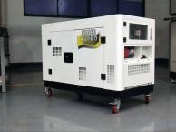 高原专用25KW永磁静音柴油发电机