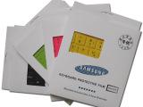 键盘膜包装 英文中性包装 方形盒子包装 专用键盘膜盒子包装