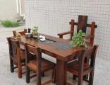 老船木家具,茶臺,牌匾,藝術裝修
