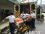 香港出入境救护车出租泉州市厦门市石狮市过境香港特区救护车出租