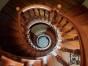 上海实木楼梯品家楼梯实木弧形楼梯安装楼梯安装技巧