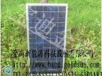 厂家直供宝迪金尚多晶硅20W太阳能电池板组件 光伏产品组件