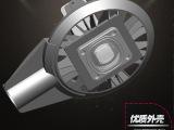 长期供应 LED路灯压铸外壳 50W路灯外壳套件 可来模加工产品
