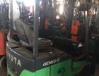 昆山合力1.5吨叉车转让二手电动叉车仓库专用电瓶叉车