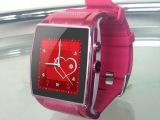 智能穿戴设备 新款手表 超薄微信安卓伴侣