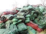批发九成新二手旧饲料袋,塑料颗粒,装塑料